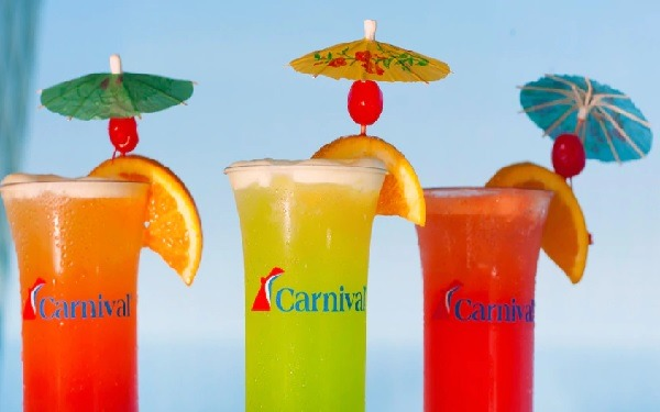 Carnival Cruise Lines Beverage Package